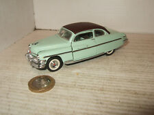 Franklin Mint Classic Cars of the 50's ,1951 Mercury Monterey Diecast in 1:43