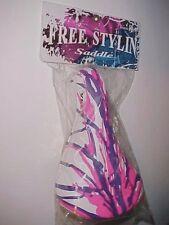 VELO Free Styling Saddle Pink Purple White Model # 91269 Kent International New