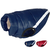 Windproof Dog Coat Winter Fleece Lined Clothes Reflective Jacket Jack Russell