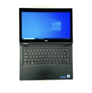 Dell Latitude 5289 i7-7600U 2.8GHz 16GB 256GB 2-in-1 Touch Laptop *In Warranty