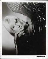 May Britt 1950s Original 20th Century Fox Portrait Photo