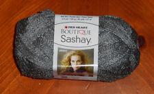 Red Heart Boutique Sashay Yarn (Grey #1409) One 3.5 oz. Skein