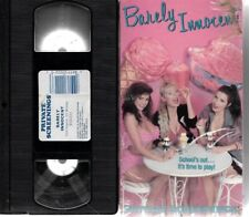 BARELY INNOCENT aka SCHOOLGIRL REPORT PART 4 VHS Private Screenings