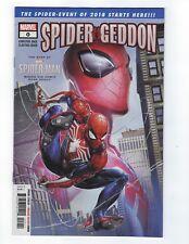 Spidergeddon # 0 Regular Cover Marvel NM