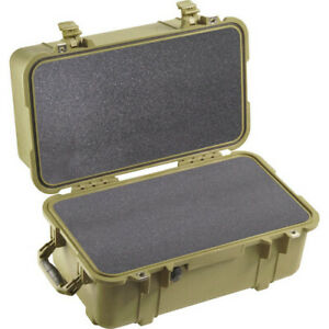 NEW Pelican 1460 Case with Foam (Olive Drab Green) #1460-000-130