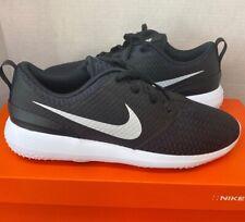 Nike Roshe G Golf Shoes Black White Size 11.5 CD6065-001