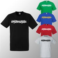 Unspeakable Kids T-Shirt Youtube Gaming Gamer Youtuber Vlog Boys Girls T Shirt