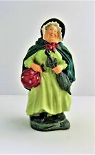 Vintage Royal Doulton Series Dickensware Figurine Sairey Gamp Hn 2100 1952-1967