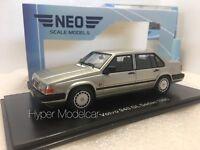 NEO SCALE MODELS 1/43 Volvo 940 Silver Met.1990 Art. NEO49559