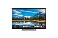 Toshiba 32D3863DB 32-Inch HD Ready Smart TV with Freeview Play and Built-In D...