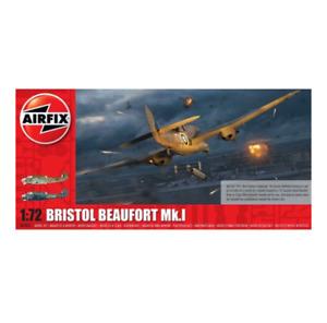 AIRFIX A04021 1:72 BRISTOL BEAUFORT MK1 PLASTIC MODEL KIT NEW