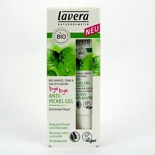 (33,27/100ml) Lavera Anti Pickel Gel Minze vegan 15 ml