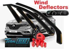 RENAULT KOLEOS  2017 -  5.doors Wind deflectors 4.pc set HEKO 27007