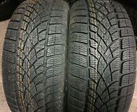 2x Winterreifen Reifen Dunlop Winter Sport3D 225/45 R17 91H RSC Runflat DSST BMW