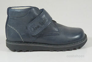 Bo-bell Boys Najya Blue Leather Shoes UK 5.5 EU 22 US 6 £45.00