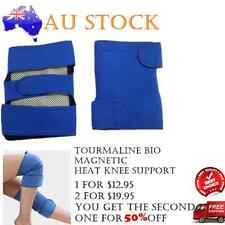 Tourmaline Bio Magnetic Self-Heating Knee Brace Support Pain Relif Weight Lose
