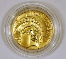 1986-W $5 US Mint Statue of Liberty Half Eagle Commemorative Gold Coin