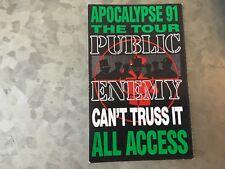 Public Enemy - Apocalypse 91 - The Tour - All Access Pass
