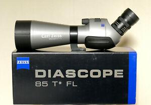 Zeiss Diascope 85 TFL gebraucht, aber in einwandfreiem Zustand
