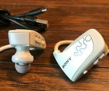 Sony Walkman Digital Media Mp3 Player Nwzw262 Water Proof 2Gb Discontinued White