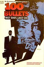 100 Bullets Vol 1 First Shot, Last Call Tpb Azzerello, Rizzo Dc/Vertigo Vfnm