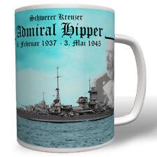 Grave incrociatore ammiraglio Hipper Tazza Tazza #7747
