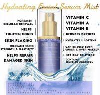 SeneGence Hydrating Facial Serum Mist Tighten Pores Makeup Setting Spray $40
