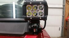 POLARIS RZR LED WORK SPOTLIGHT COMPLETE KIT FRONT XP1000 900  LIGHT BAR UTV
