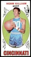 1969-70 Topps Herm Gilliam Cincinnati Royals #87