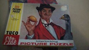 vtg TUCO Elite Puzzle Complete The Gay Philosopher Set For life