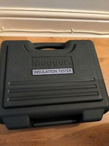 Megger insulation tester