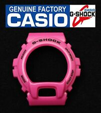 CASIO DW-6900CS-4 G-Shock Original Pink (Glossy Finish) BEZEL Case Shell