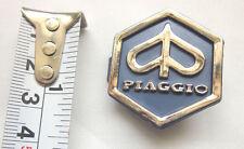 Vespa Piaggio Octagon  Badge/Logo Emblem Horn cover
