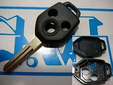 clé coquille corps de couvercle pour télécommande SUBARU IMPREZA LEGACY FORESTER