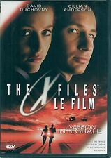DVD ZONE 2--THE X FILES / VERSION INTEGRALE--CARTER/DUCHOVNY/ANDERSON