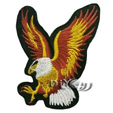 EAGLE Embroidered Sew or Iron on Patch Badge