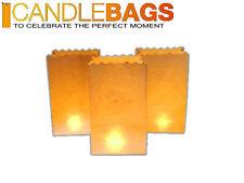 Candle Bags Sacchetti Porta Candela Neutri Ignifughi Biodegradabili Conf. 5pz.