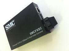 SMCFXSC  EU Tiger Media Converter convertitore rame ottico