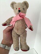 Steiff Teddy Bear Ours en Peluche Ancien Mohair Vintage Jouet French German 7
