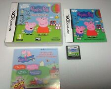 PEPPA Pig: Parco a tema divertente [Nintendo DS/Lite/DSi/XL GIOCO] ** ORIGINALE **