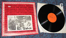 LP THE DIGGERS: Jamaica hello