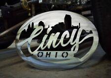 Cincinnati Oval Wall Art