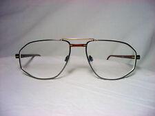 Silhouette Austria Aviator square oval eyeglasses frames men's women's vintage