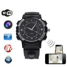 Mini 32GB 720P Spy Hidden Wifi Watch Camera Video Recorder Night Vision Cam DVR