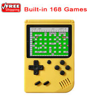 Coolbaby Gameboy Handheld Tetris Retro Built-In 168 Classic Video Games Console