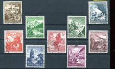 THIRD REICH 1938 complete Winterhilfswerk stamp set!