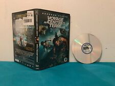 Journey to the center of the earth    DVD disc  & case RENTAL