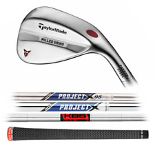 Tour Issue TaylorMade Milled Grind Chrome 48* Wedge / Choose Flex & Shaft