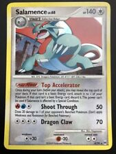Carte Pokemon SALAMENCE 8/99 Holo Platine ARCEUS English NEUF