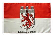 Deutschland Stadt Hohenlimburg Banner Hohenlimburger Fahnen Flaggen 30x45cm